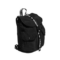Utility Mini Backpack in Black