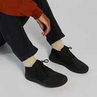 Men's Davis Square Chukkas in Black