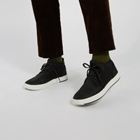 Men's Davis Square Chukka Shoes in Black