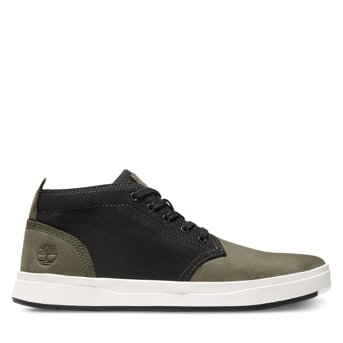 Men's Davis Square REBOTL Chukka Shoes in Green