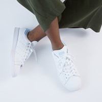 Baskets Stan Smith blanches pour femmes