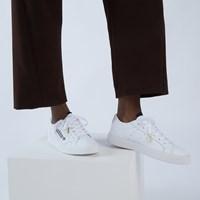 Women's Sleek Sneakers in White