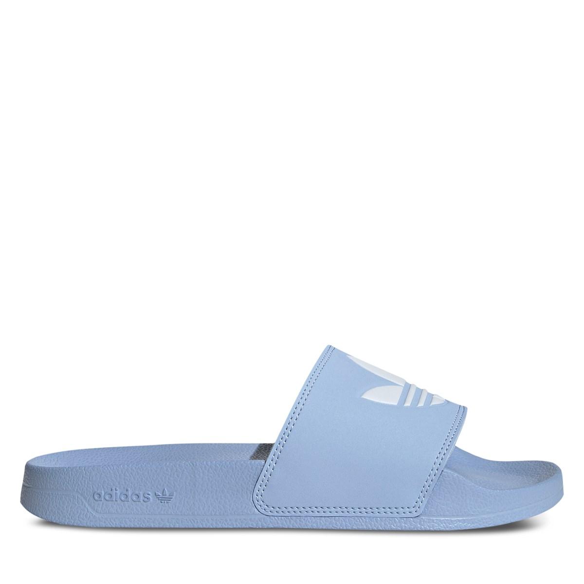 Sandales Adilette bleues pour femmes