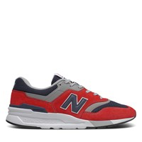 Men's 997H Sneakers in Red