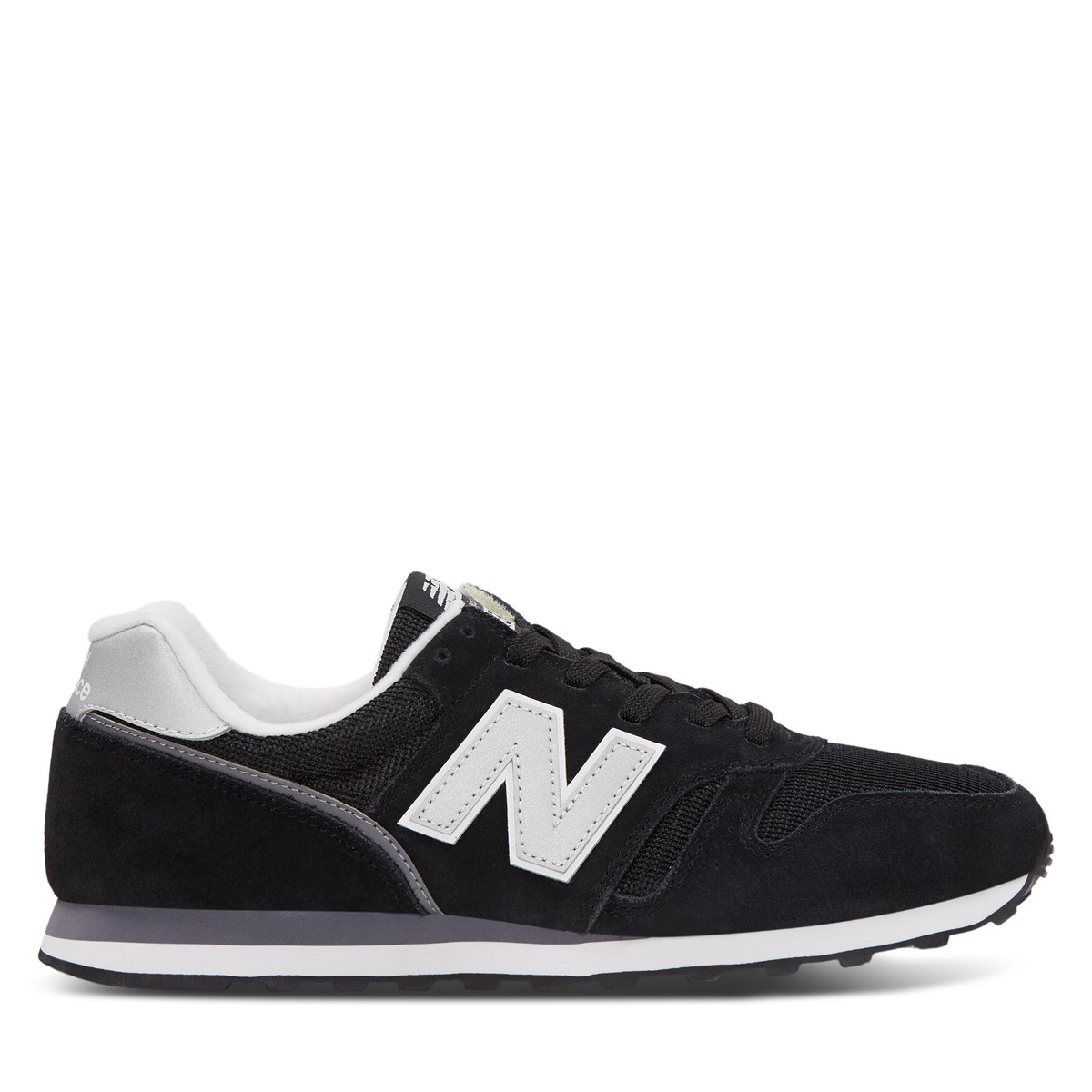 Men's 373 Sneakers in Black