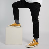 Men's Chuck 70 Ox Sneakers in Yellow
