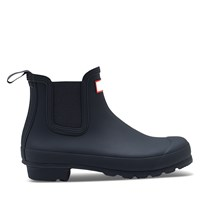 Women's Original Chelsea Rain Boots in Navy