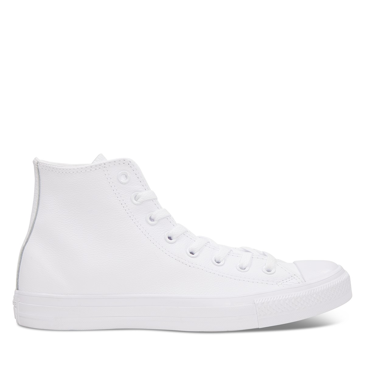 Chuck Taylor All Star Hi Sneakers in Mono White