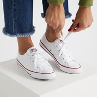 Baskets Chuck Taylor All Star Dainty blanches pour femmes