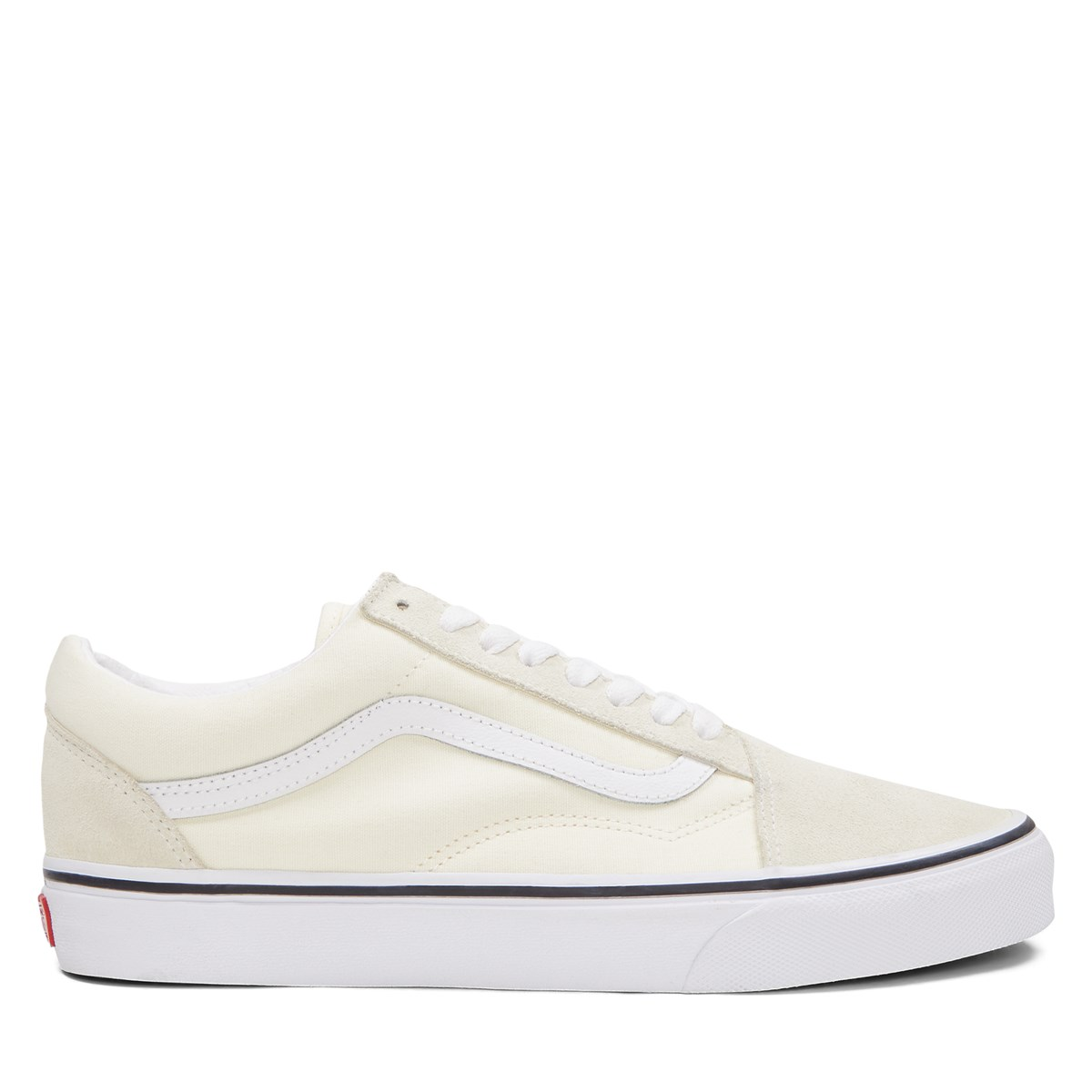 Women's Old Skool Sneakers in Light Yellow