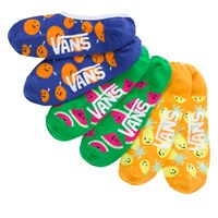 Women's Multi Fruit Bowl Canoodle Socks