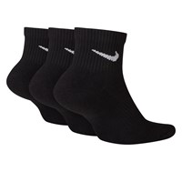 Everyday Plus Ankle Socks in Black