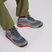 Jag Waterproof Hiking Boots in Grey