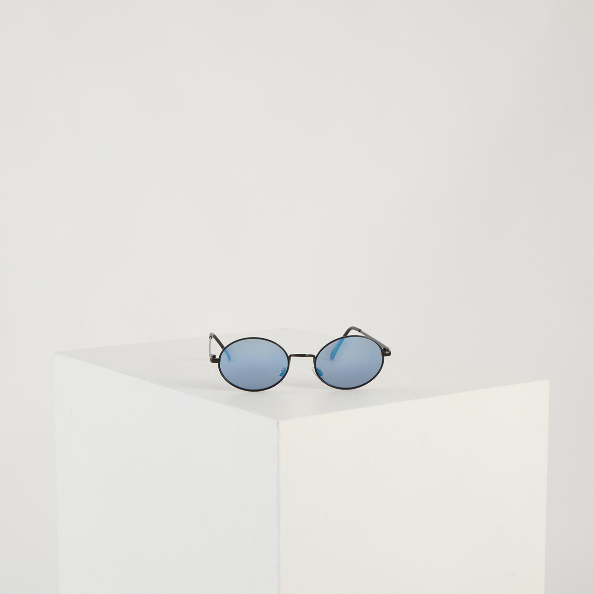 As If Sunglasses in Black Matte