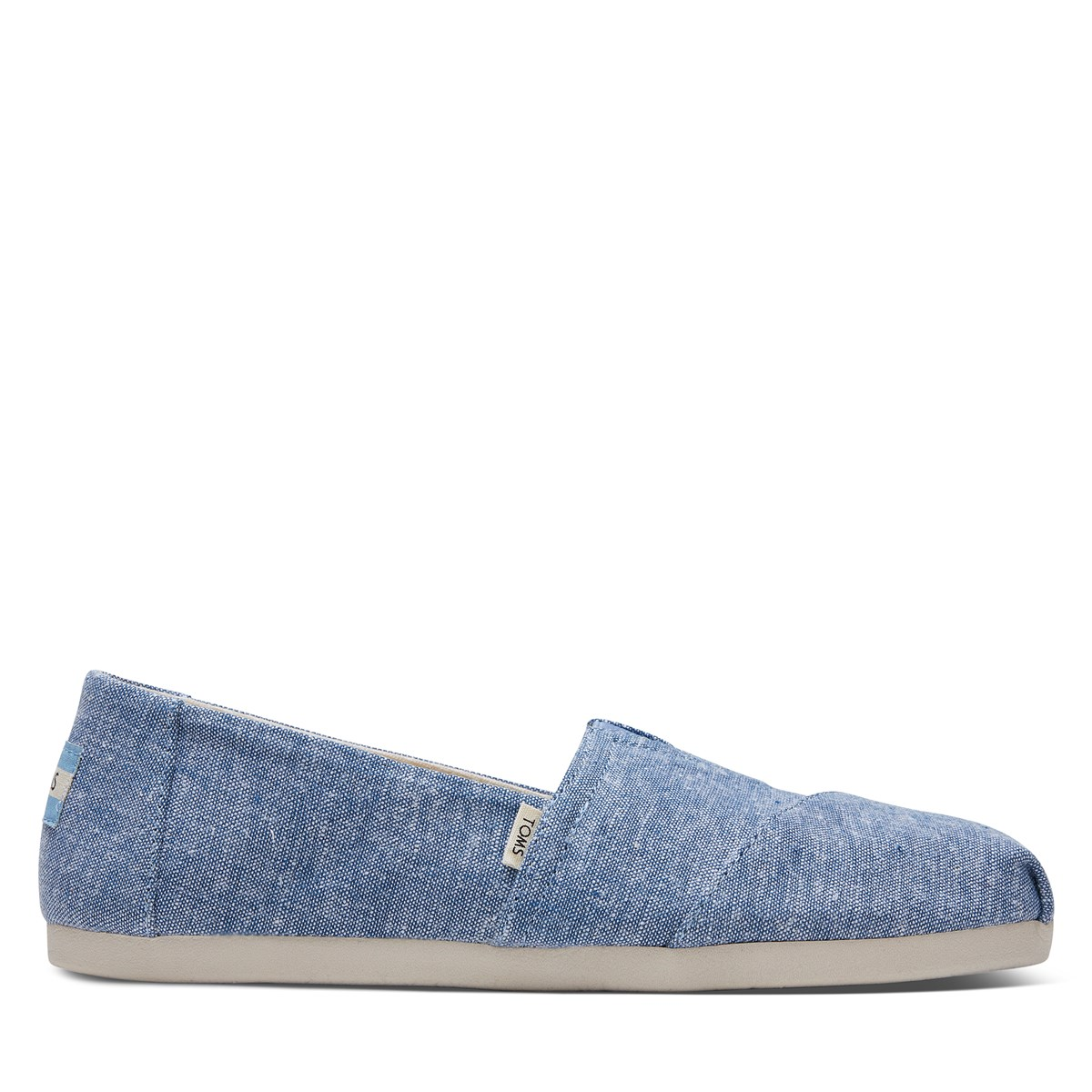 Women's Alpargata Slip-Ons in Blue