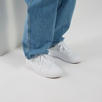 ComfyCush Old Skool Sneakers in White