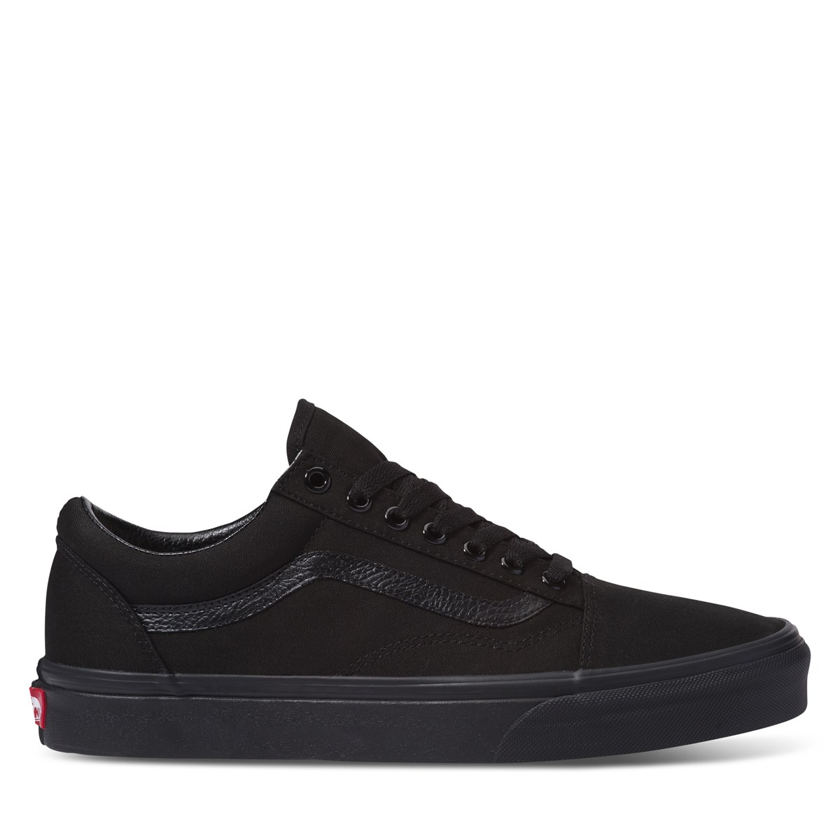 Men's Old Skool Sneakers in Black