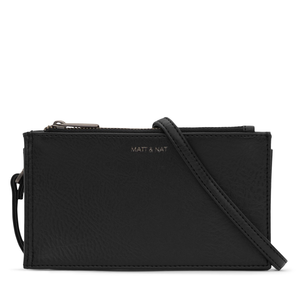 Tipei Crossbody Bag in Black