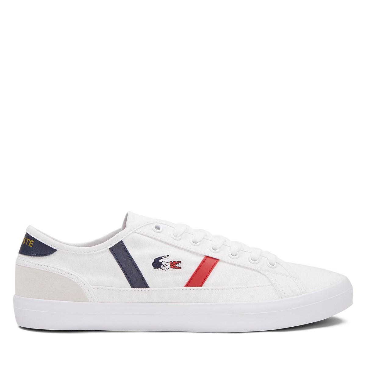 Men's Sideline Tri Sneakers in White