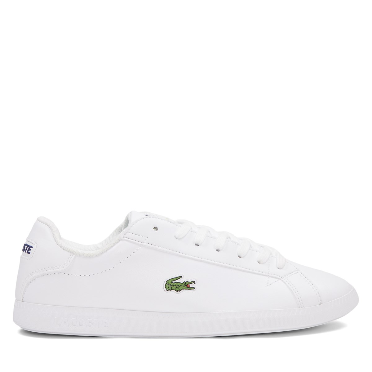 Men's Graduate Sneakers in White