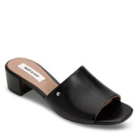 Women's Tibi Heeled Sandals in Black
