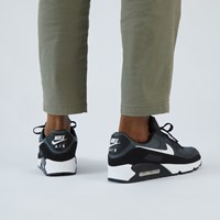 Men's Air Max 90 Sneakers in Black/Grey