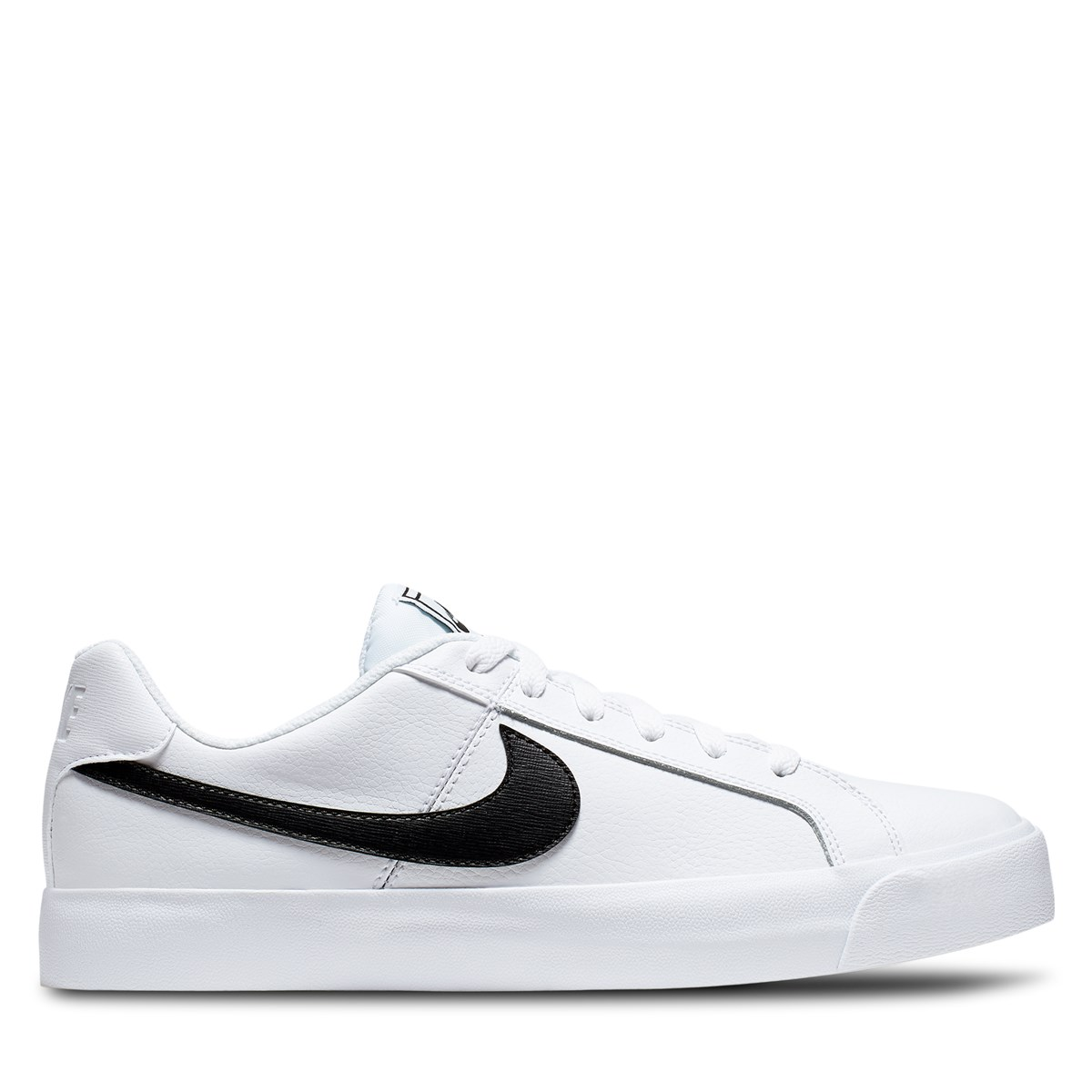 Men's Court Royal Sneakers in White
