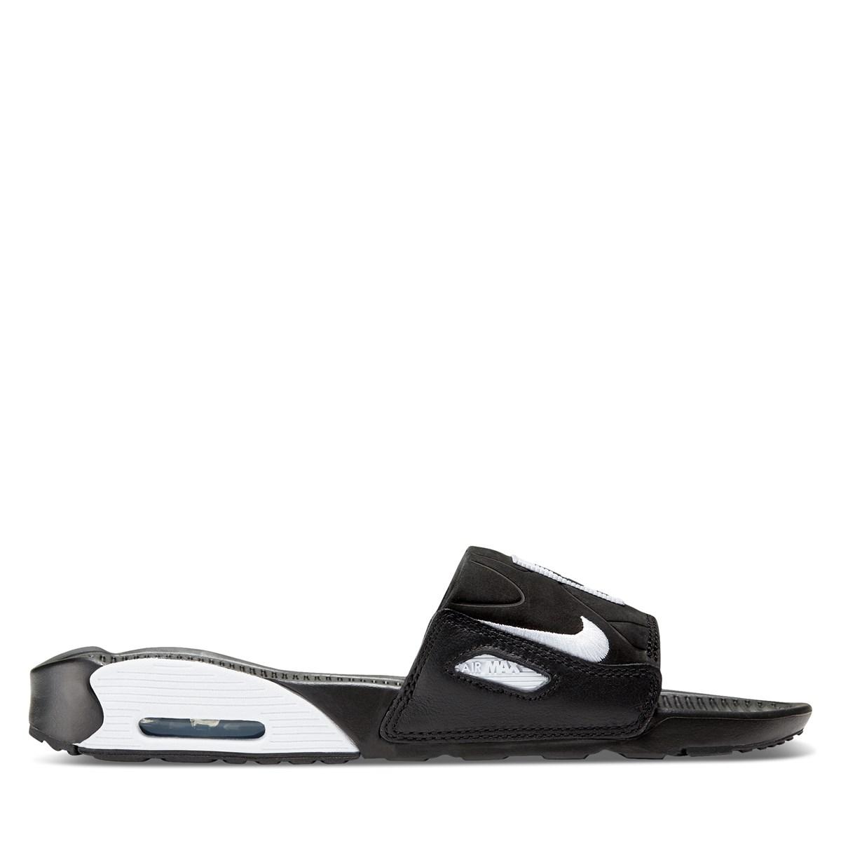 Sandales Air Max 90 noires pour hommes