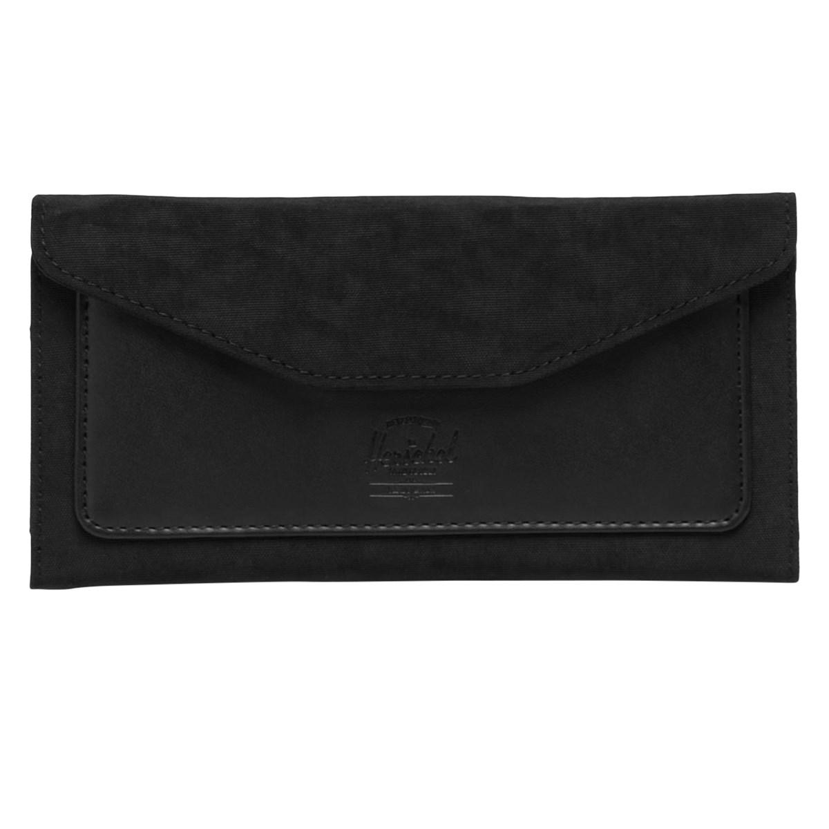Large Orion Wallet in Black