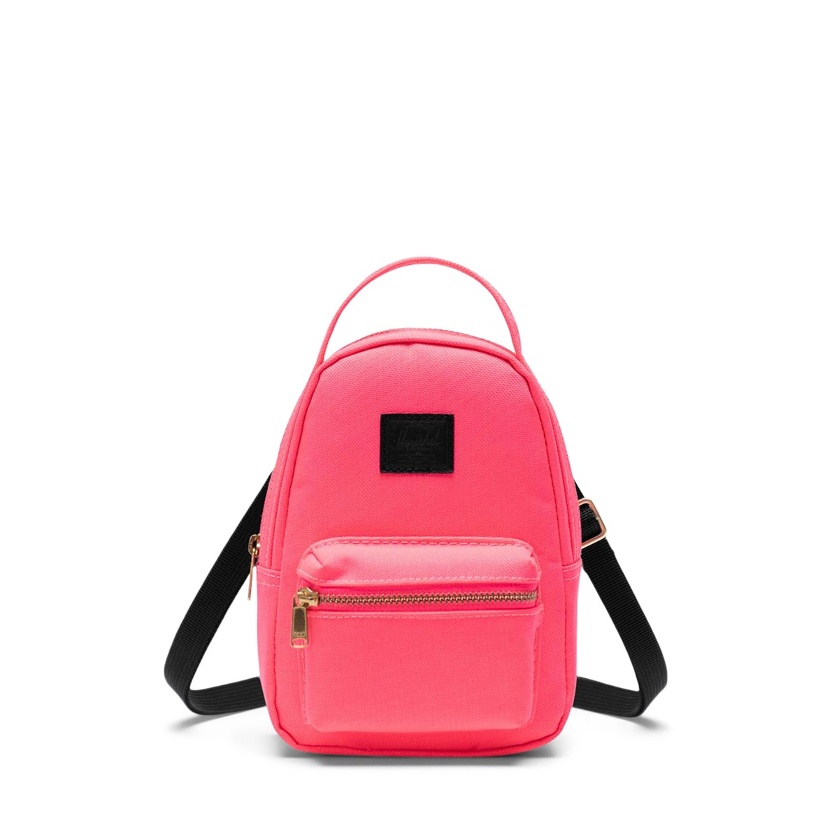 Nova Crossbody Bag in Neon Pink