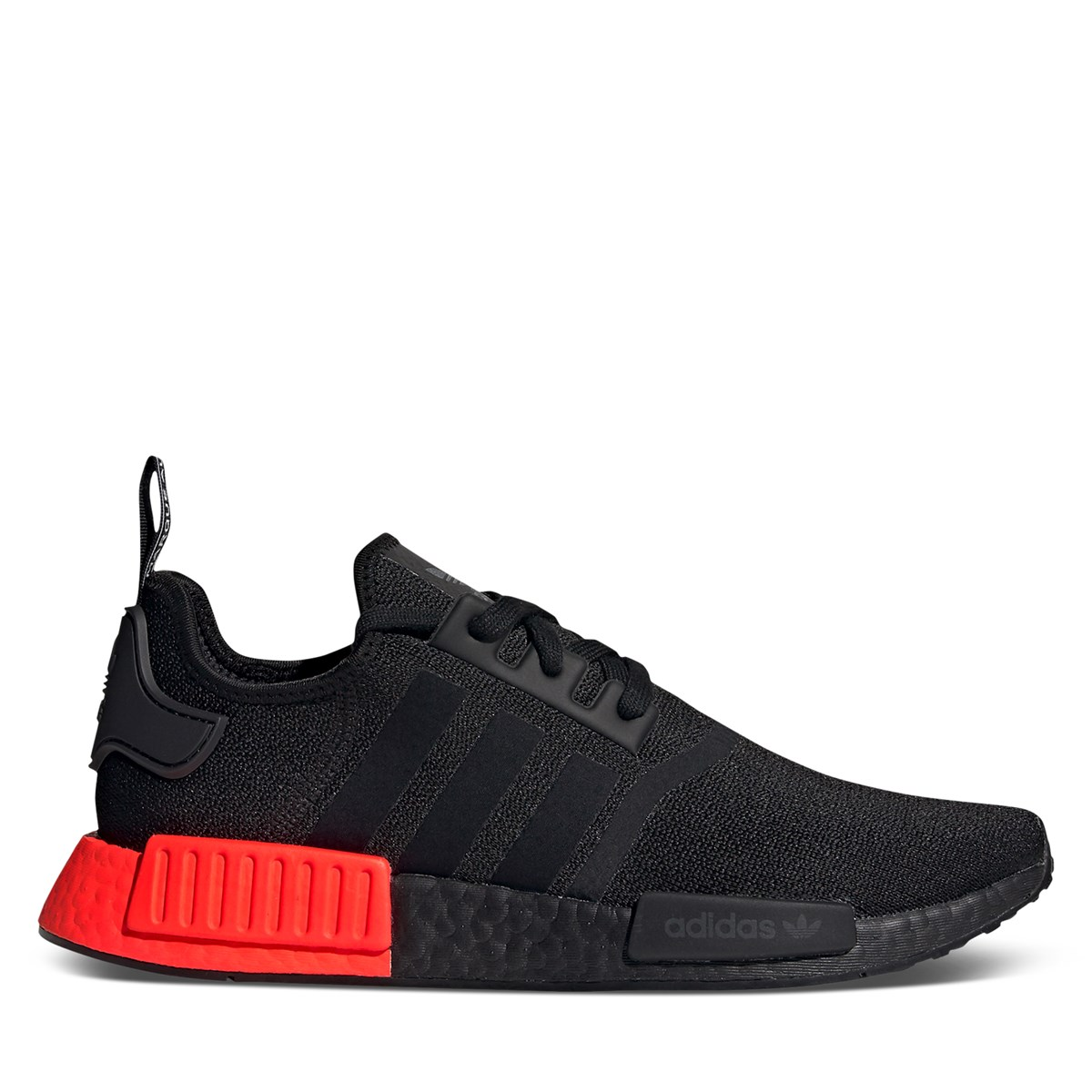 Men's NMD R1 Sneakers in Red/Black