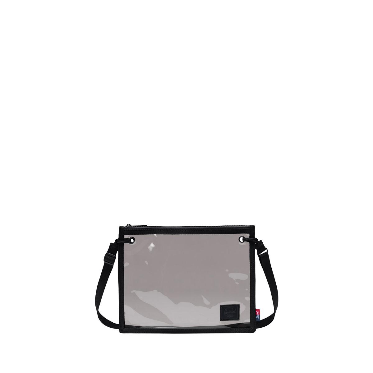 Alder Crossbody Bag in Black