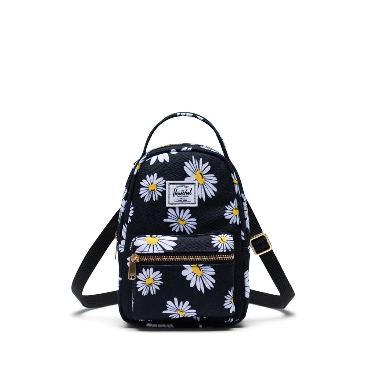 Daisy Nova Crossbody Bag in Black