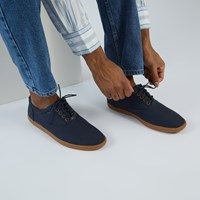 Men's Gustavo Shoes in Navy Blue