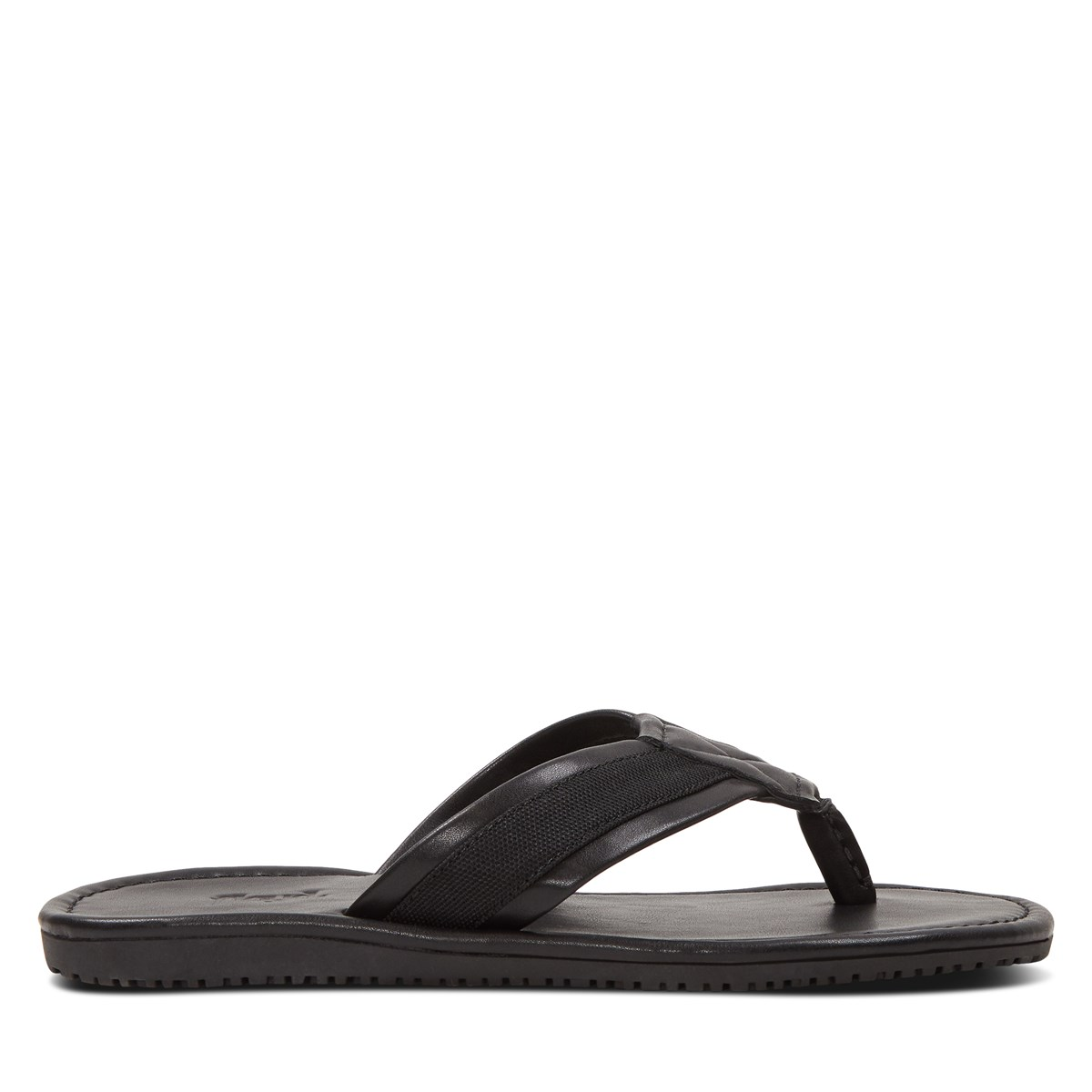 Men's Paul Flip Flops in Black