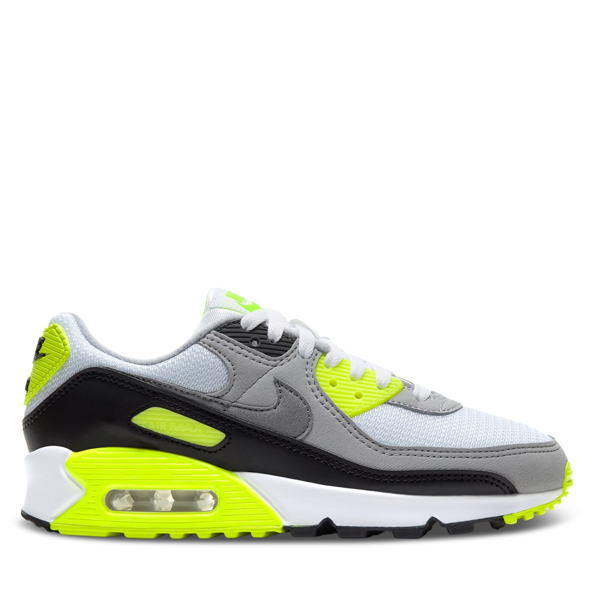 Women's Air Max 90 Sneakers in Volt