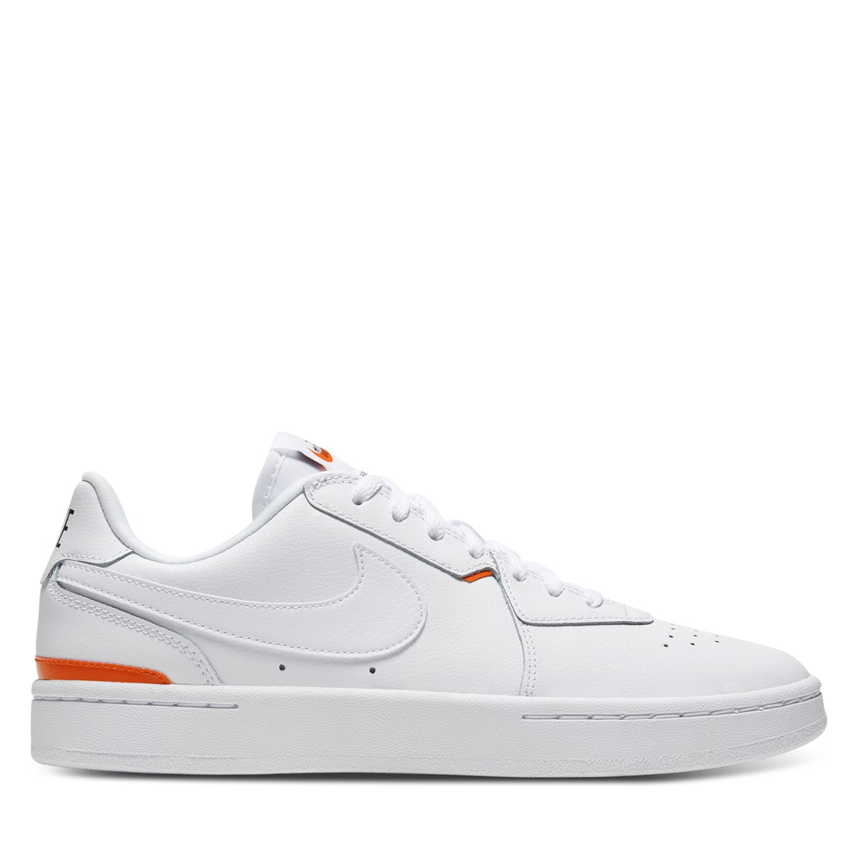 Women's Court Sneakers in White