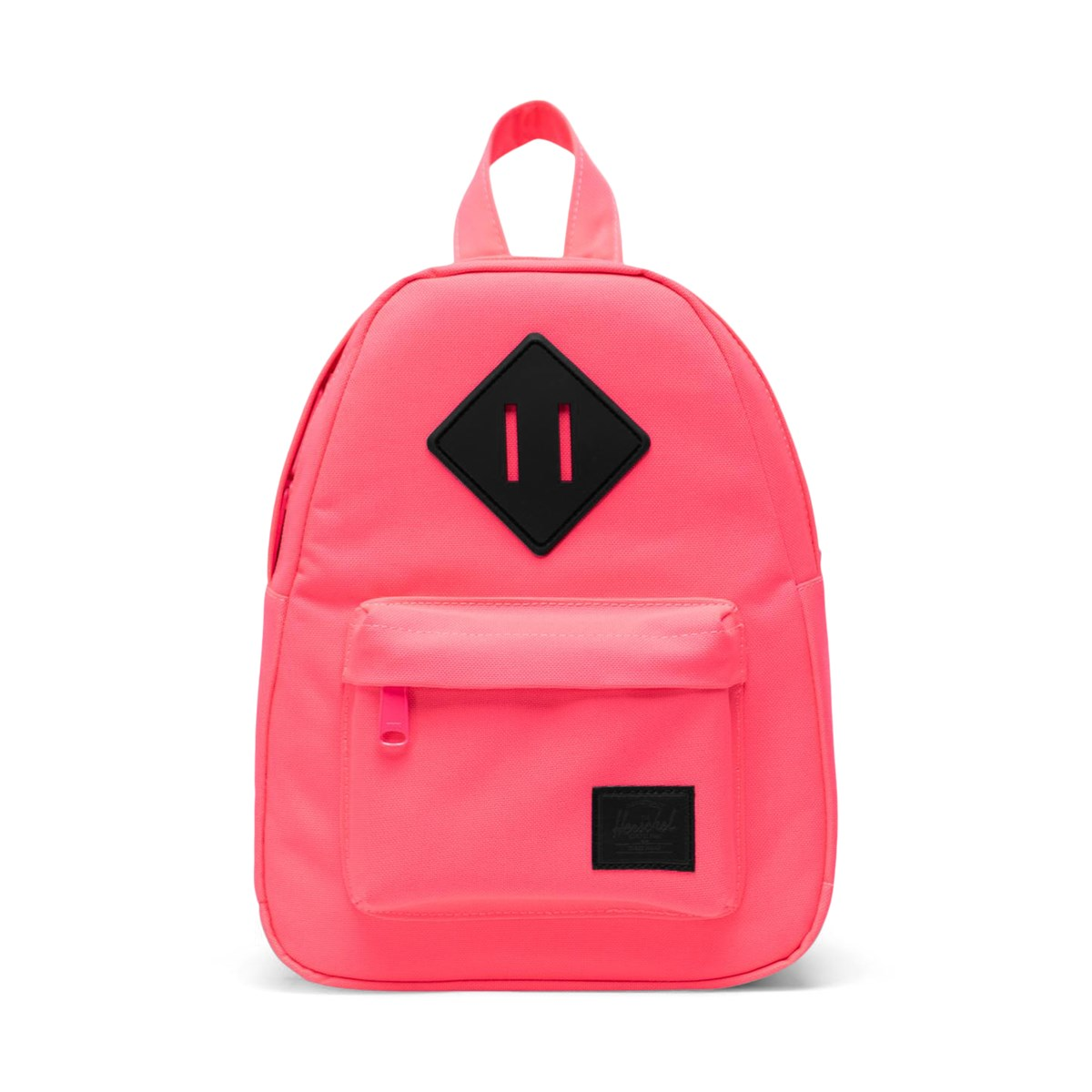 Heritage Mini Backpack in Neon Pink