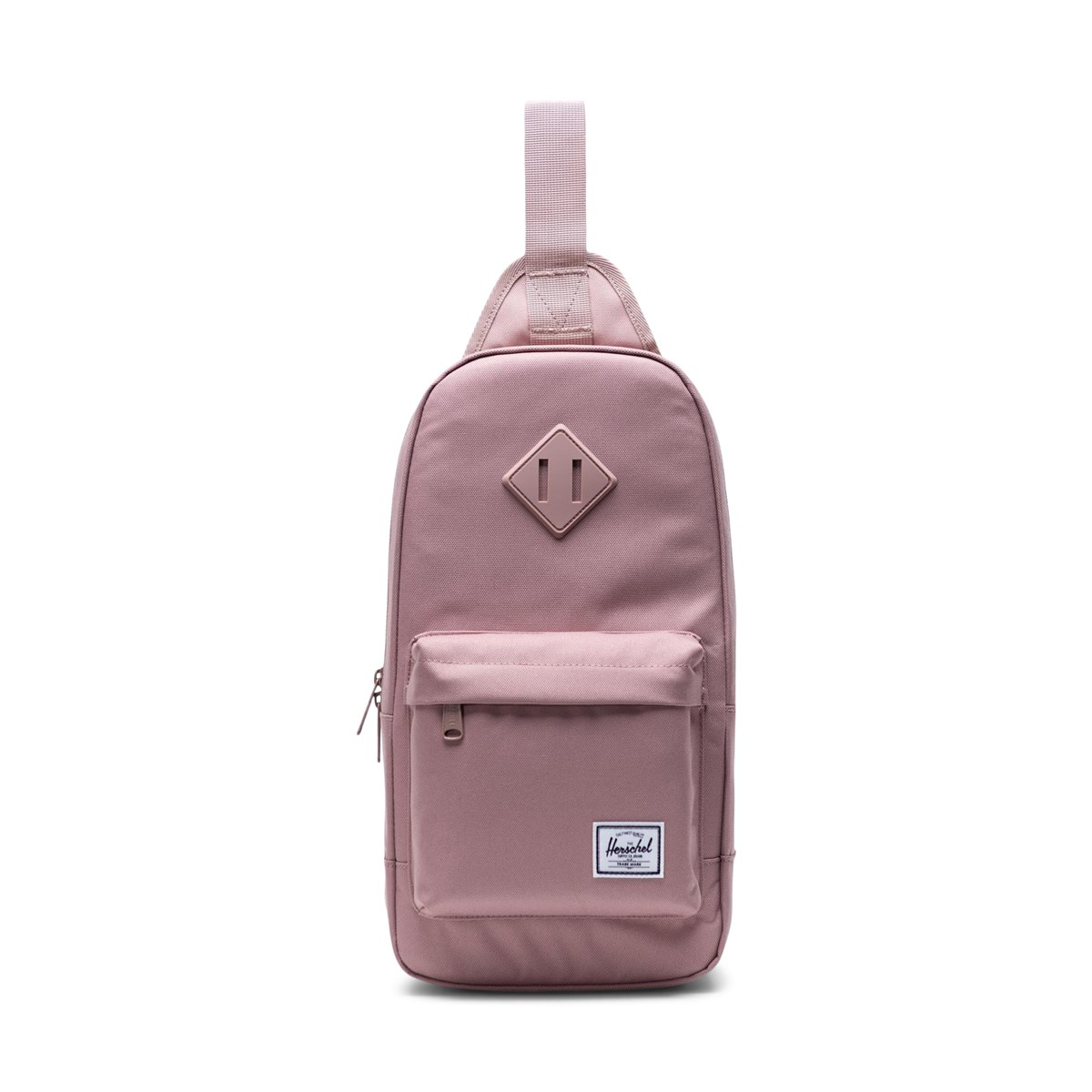 Heritage Crossbody Bag in Pink
