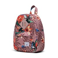 Floral Heritage Mini Backpack in Ash Rose