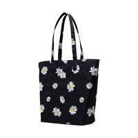 Daisy Mica Tote Bag in Black