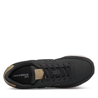Men's 501 Heritage Sneakers in Black