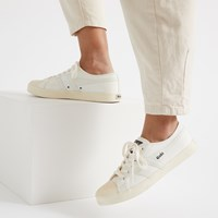 Women's Coaster Sneakers in White