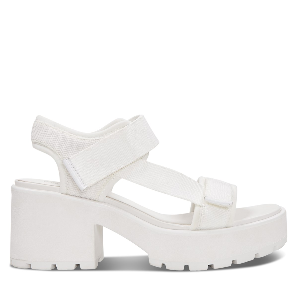 Women's Dioon Heeled Sandals in White