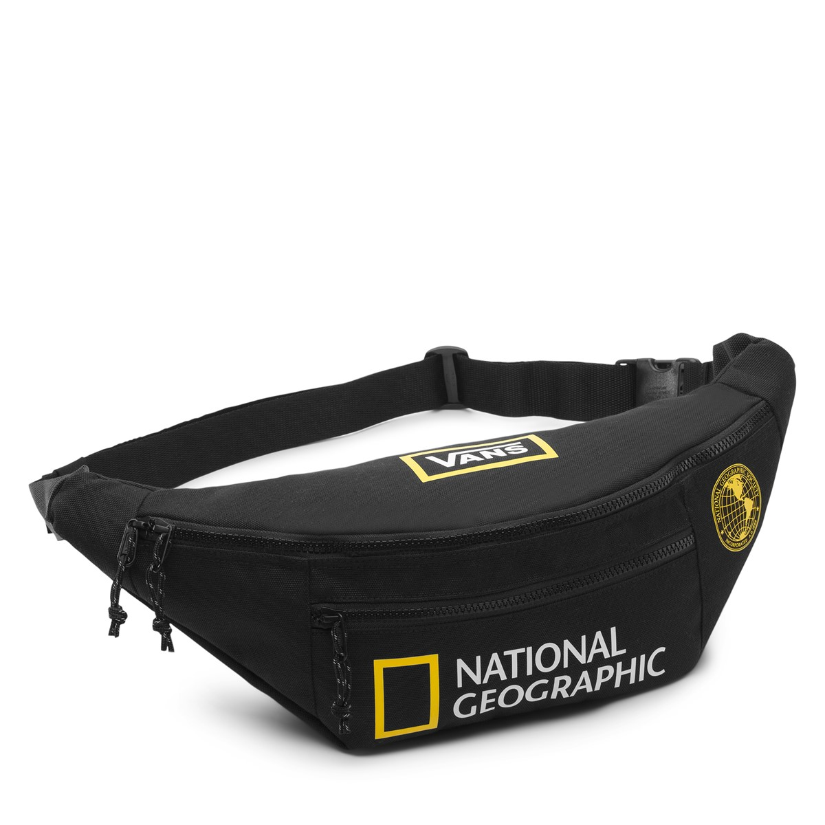 National Geographic Ward Crossbody Bag in Black
