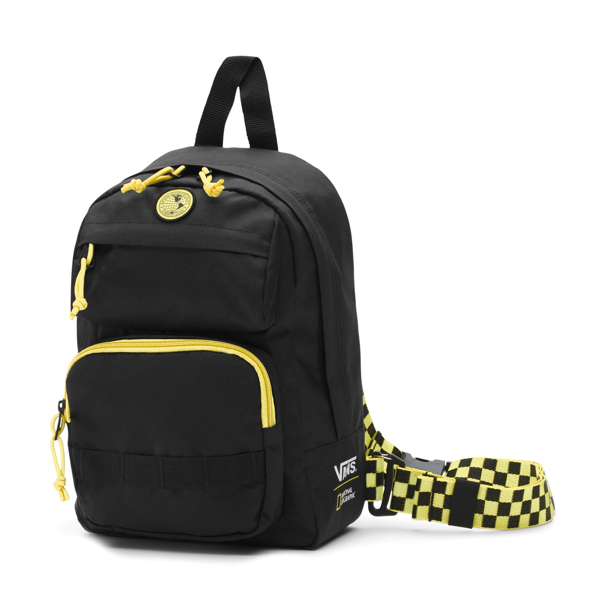 National Geographic Backpack in Black
