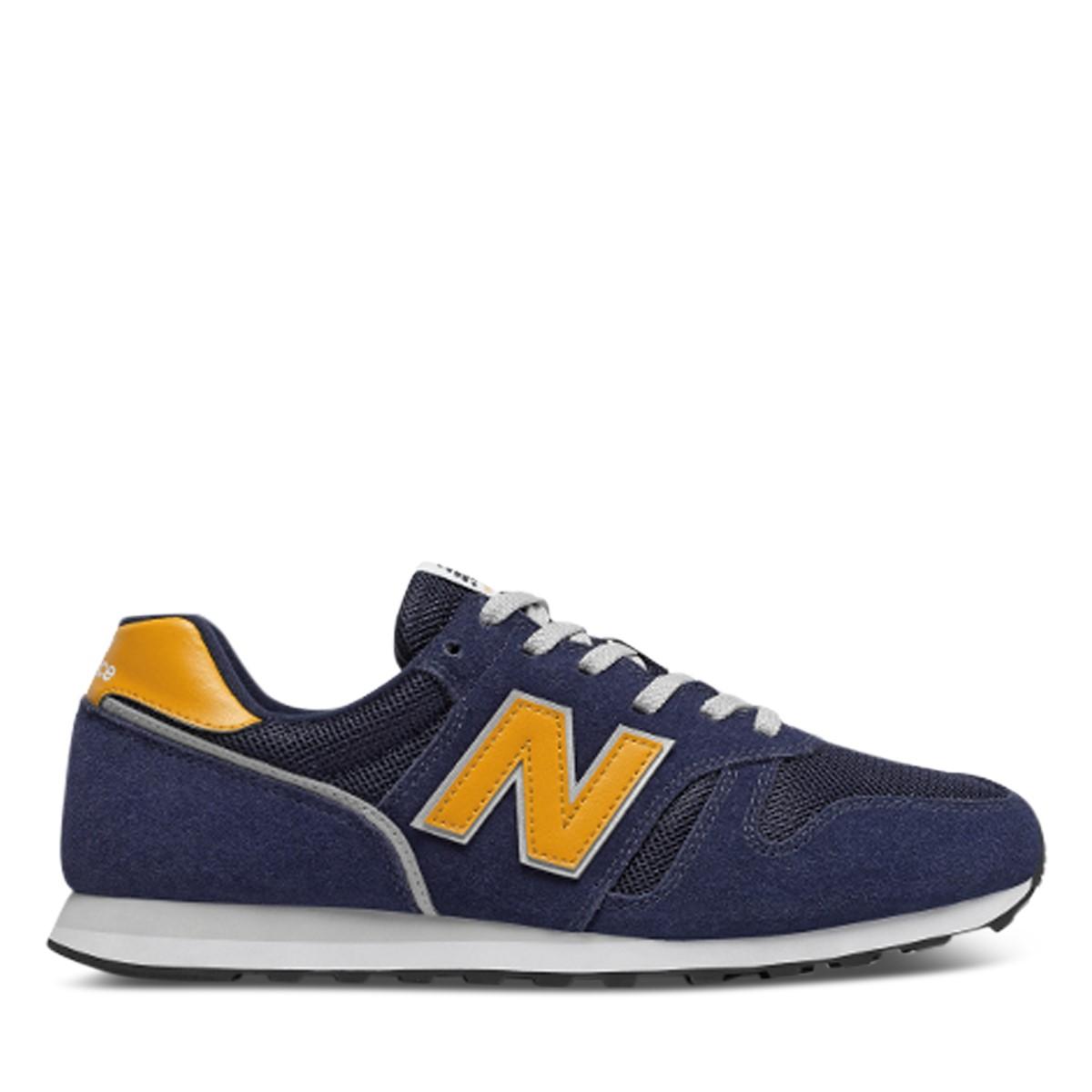 Men's 373 Sneakers in Navy