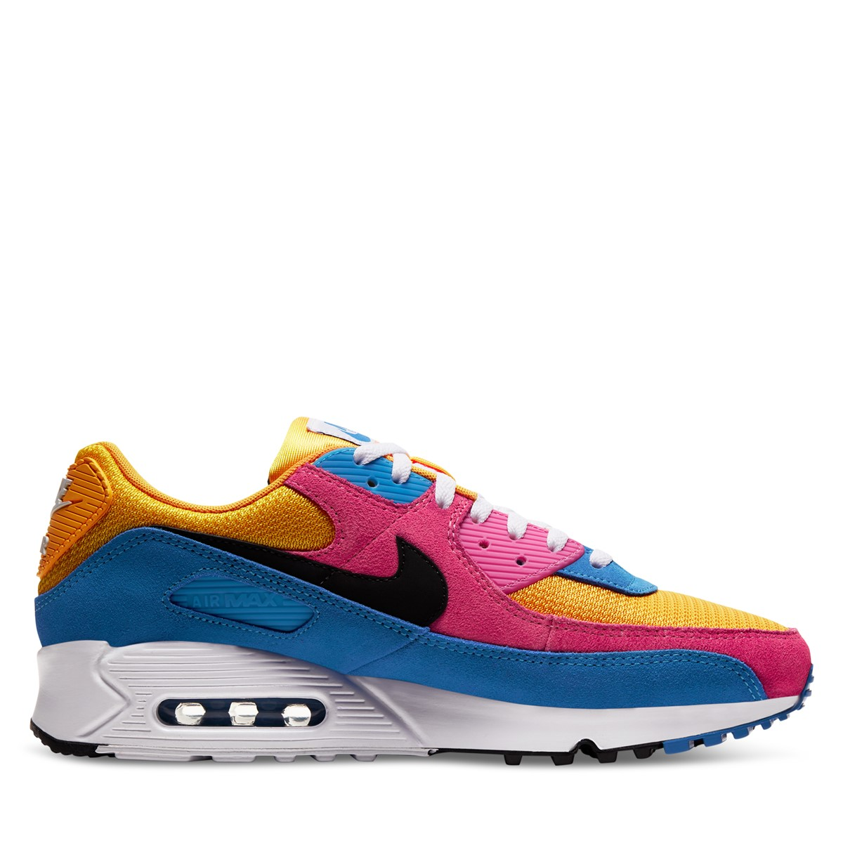 Men's Multi Air Max 90 Recraft Sneakers