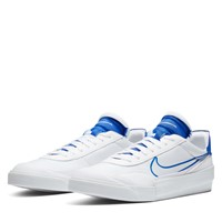 Men's Drop-Type Sneakers in White