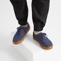 Men's Authentic Sneakers in Navy Blue